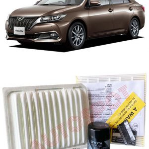 TOYOTA ALLION 260 - FILTER PACKAGE
