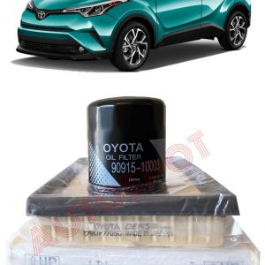 TOYOTA C-HR 1.2L - FILTER PACKAGE