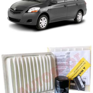 TOYOTA YARIS ZCP96 - FILTER PACKAGE